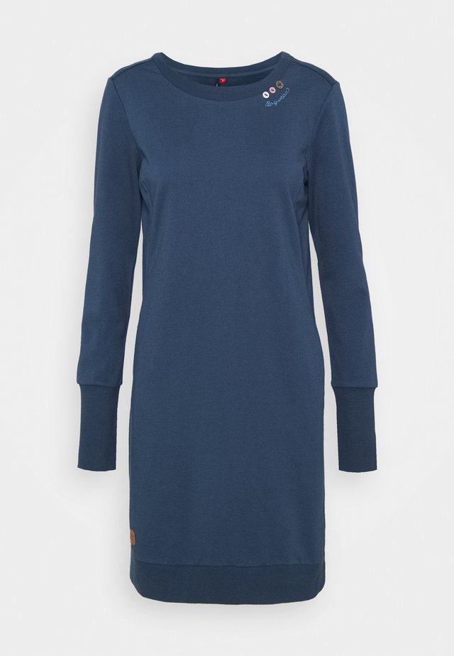 MENITA - Day dress - denim blue