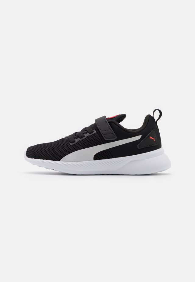 FLYER RUNNER UNISEX - Neutral running shoes - black/gray violet