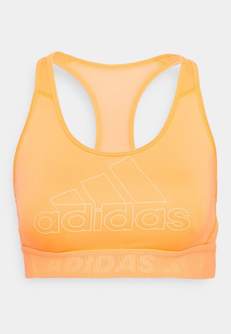 adidas Performance - Brassières de sport à maintien normal - orange