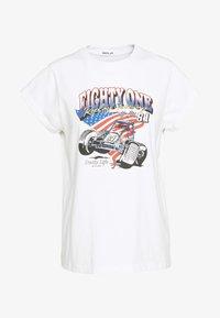 Replay - T-shirt print - white - 3