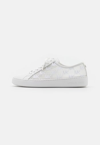OLIVIA LACE UP - Trainers - optic white