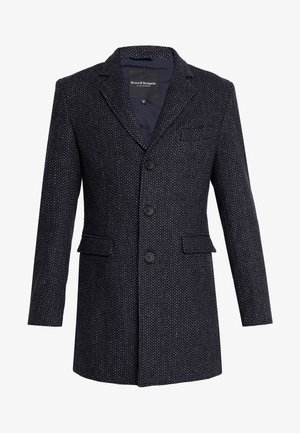 GEORGIA SLIM - Classic coat - navy