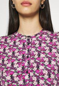 Moves - TANISA DRESS - Kjole - fuchsia purple - 5