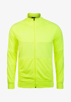 DRY ACADEMY - Training jacket - neon yellow