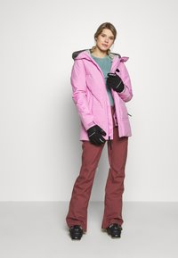 Burton - VIDA ROSE BROWN - Snow pants - rose brown - 1