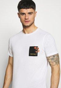 Nerve - NEPAL TEE - Print T-shirt - white - 4