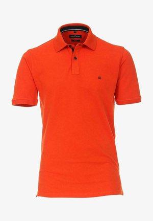 Polo shirt - orange neon