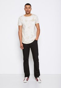 Lee - WEST - Jeans a sigaretta - clean black - 1