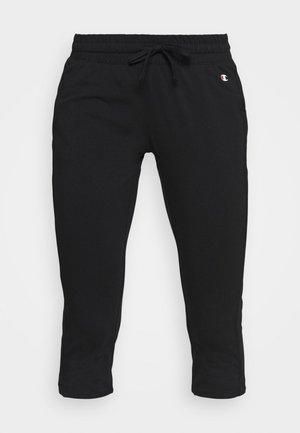 CAPRI PANTS - 3/4 sports trousers - black