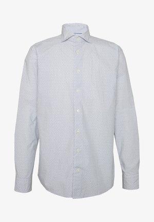 SLIM FIT - Formální košile - white/blue