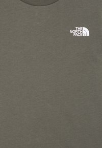 The North Face - SIMPLE DOME UNISEX - Basic T-shirt - new taupe green - 2