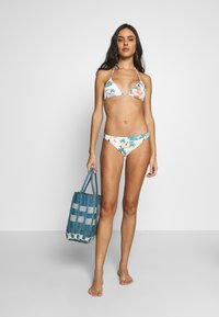 Roxy - Bikini top - bright white honolulu - 1