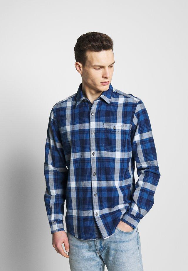 Camisa - dark midni
