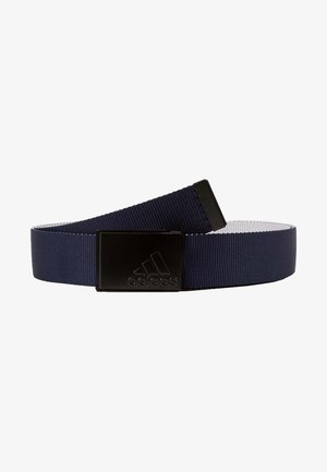 REVERS BELT - Cintura - collegiate navy