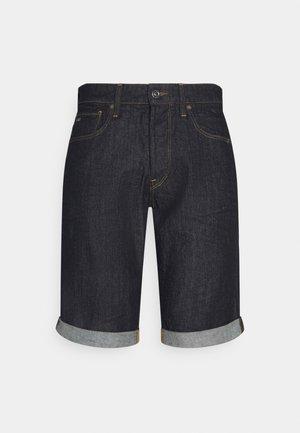 Jeansshorts - dark-blue denim