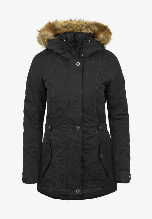 JANA - Winter coat - black