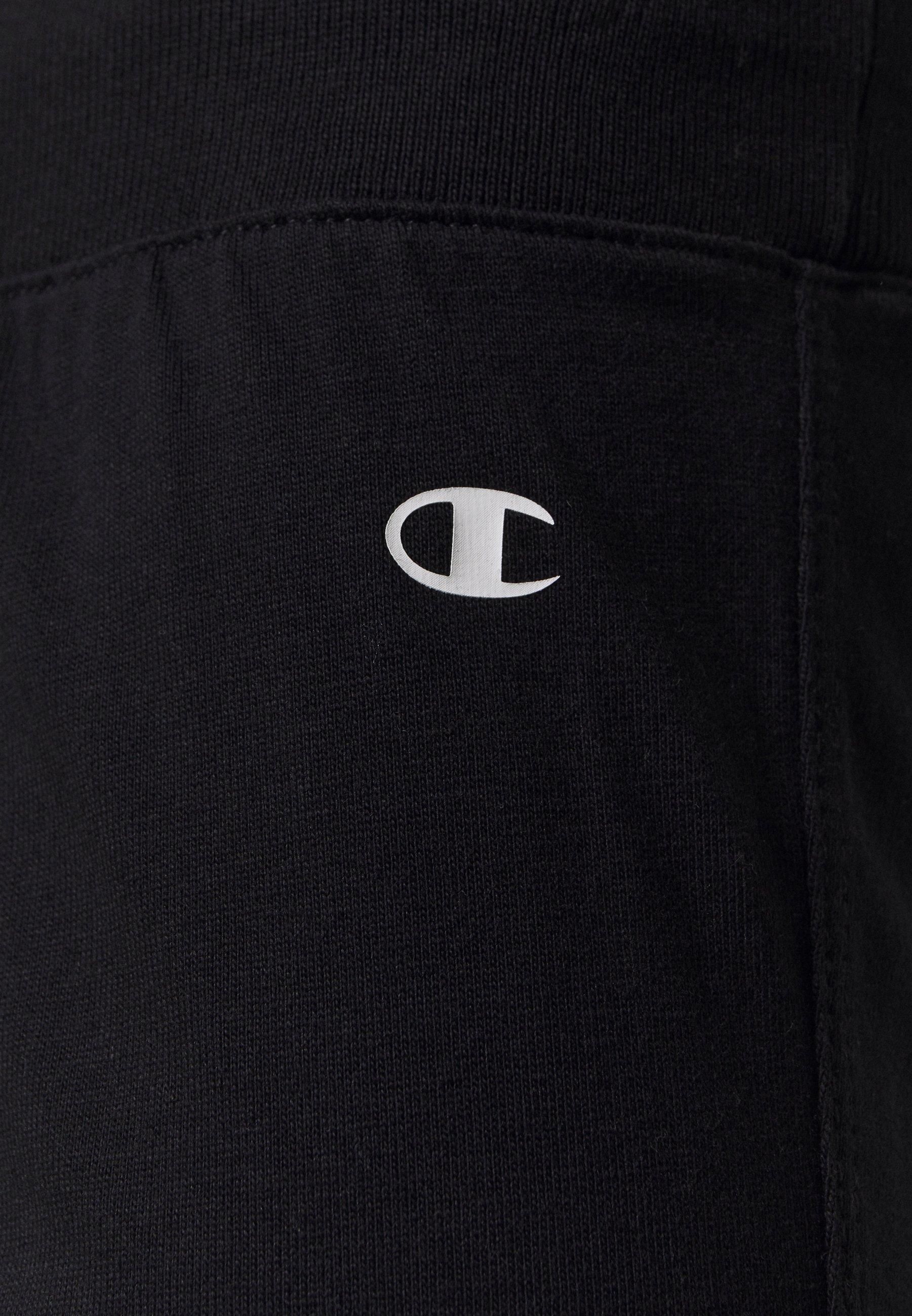 Champion DRAWSTRING PANTS - Tracksuit bottoms - black 8iPvR