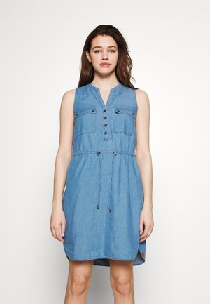 ROISIN - Denim dress - indigo