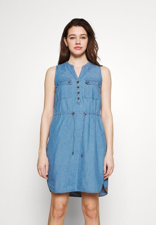 ROISIN - Robe en jean - indigo