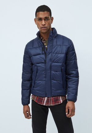 COLERIDGE - Winter jacket - dunkel ozaen blau