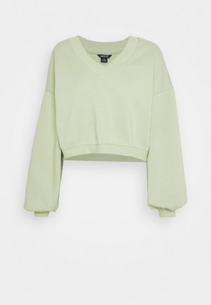 STELLA - Sweatshirt - green light