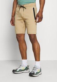 American Eagle - Shorts - field khaki - 0