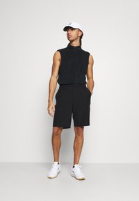 Nike Golf - FLEX HYBRID - Sportovní kraťasy - black - 1