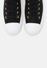Converse - CHUCK TAYLOR ALL STAR - Sneakers - black/mason/white - 4