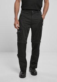 Brandit - SAVANNAH - Cargo trousers - black - 0