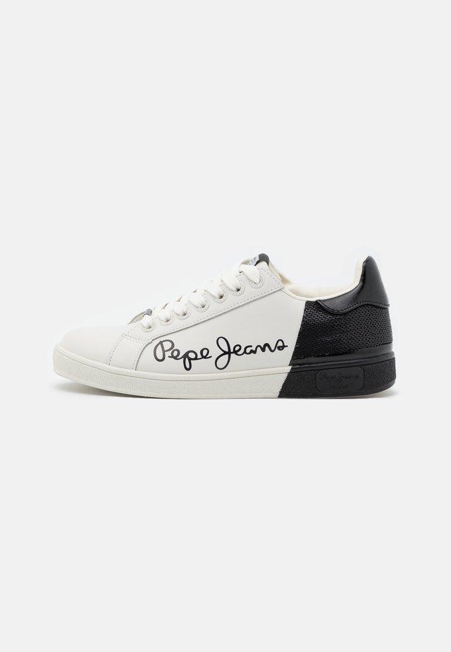 BROMPTON DUAL - Sneakersy niskie - black