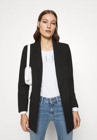 Liu Jo Jeans - LONGSLEEVE - Long sleeved top - white - 3