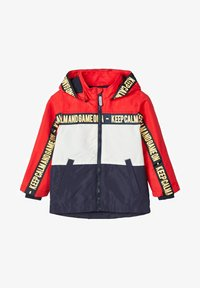 Name it - Kurtka Outdoor - high risk red - 0