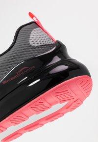 Skechers Sport - SKECH-AIR STRATUS - Slip-ons - gray/black/pink - 2