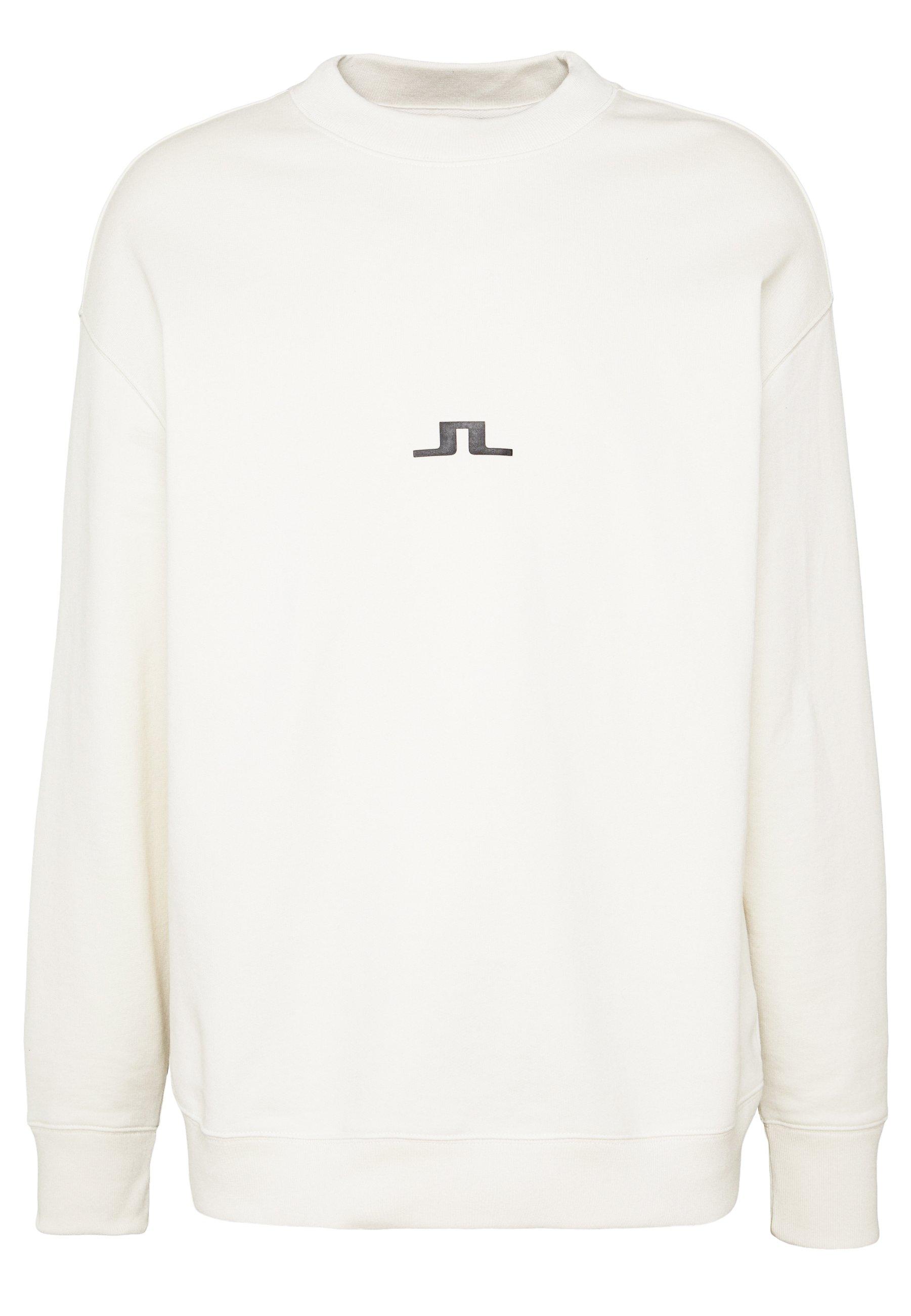 J.LINDEBERG Sweatshirt - cloud dancer