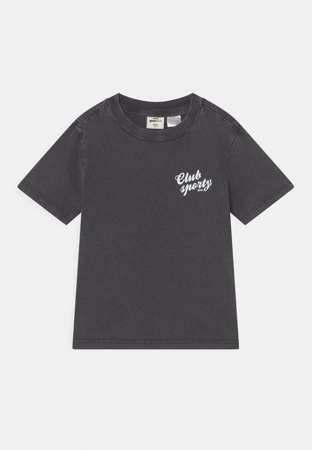 MINI  - T-shirt print - black