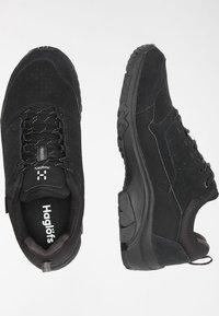 Haglöfs - Hiking shoes - true black - 3