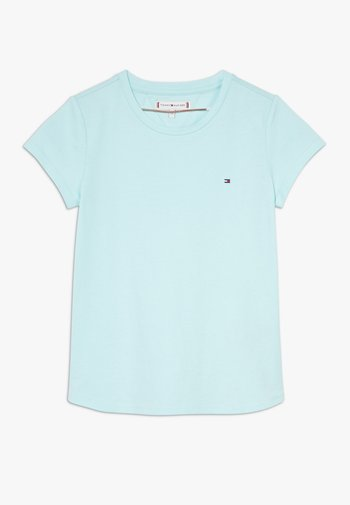 ESSENTIAL TEE  - Jednoduché triko - blue