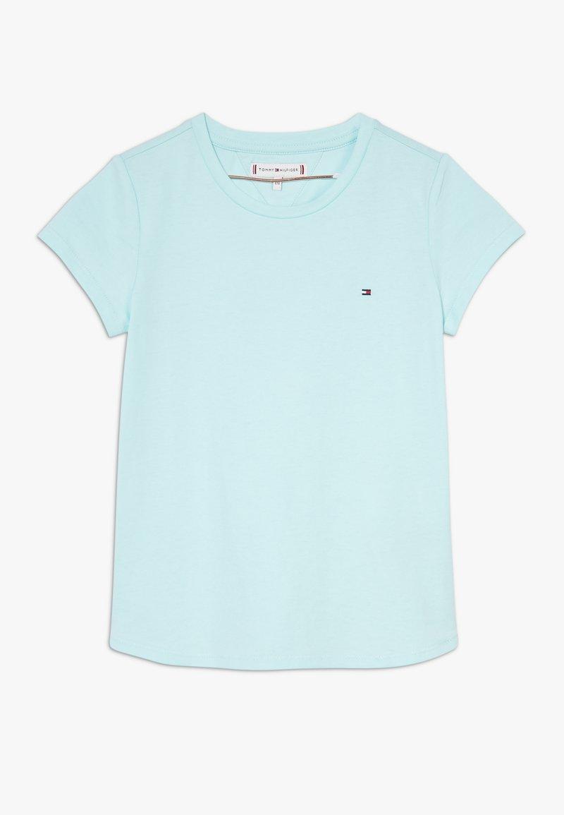 Tommy Hilfiger - ESSENTIAL TEE  - T-shirt basic - blue