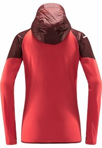 Haglöfs - L.I.M HYBRID HOOD  - Outdoor jacket - hibiscus red/maroon red - 6