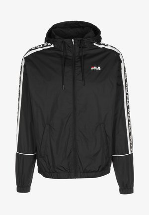 TEVA - Summer jacket - black/bright white