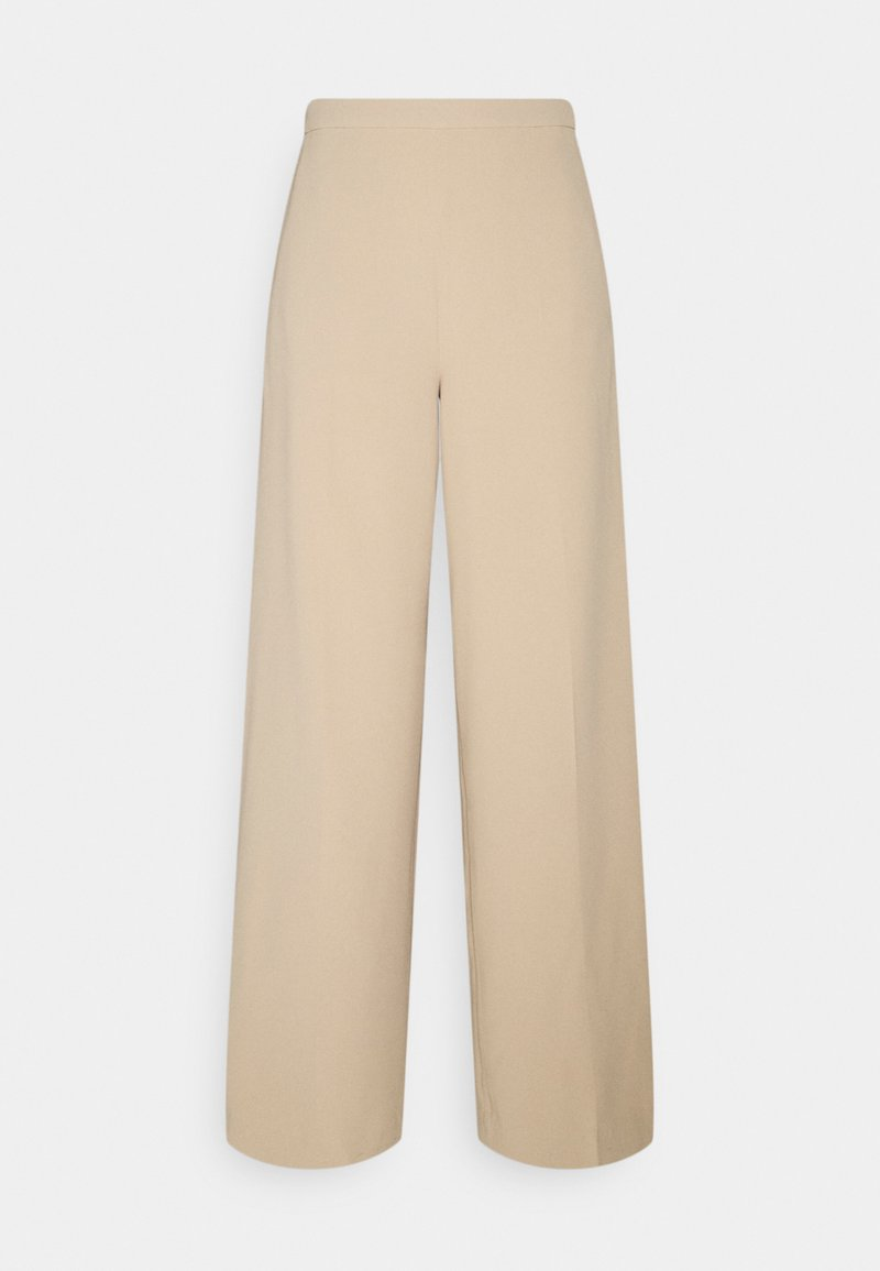 Selected Femme - SLFTILDE - Trousers - taupe