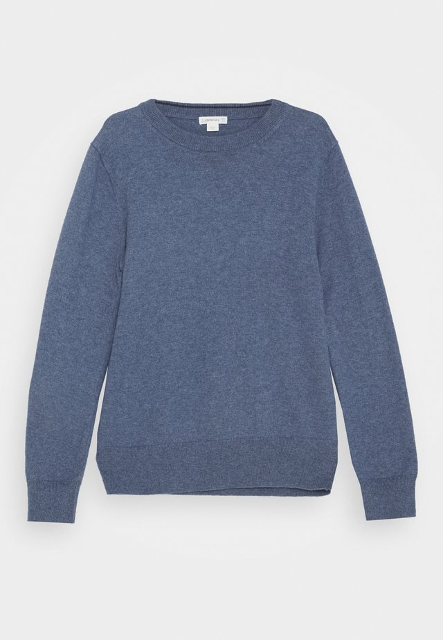 CASH CREW - Strickpullover - harbour blue