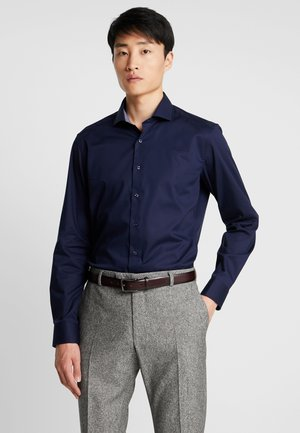 SUPER SLIM - Formal shirt - navy