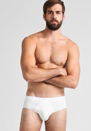 SLIM 24/7 MIDI 2 PACK - Briefs - white