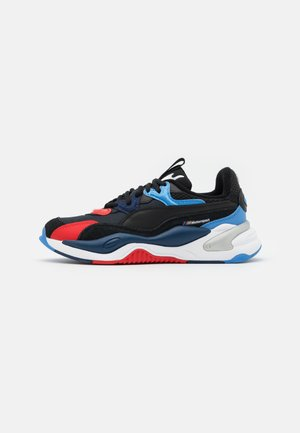 BMW MMS RS-2K UNISEX - Sneakers - black/marina/high risk red