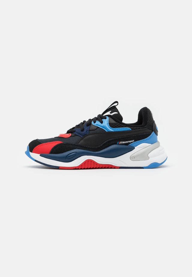 BMW MMS RS-2K UNISEX - Sneakers laag - black/marina/high risk red