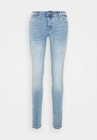 ULTRA CURVE - Jeans Skinny Fit - blue denim