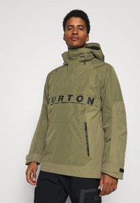 Burton - MENS FROSTNER ANORAK - Kurtka snowboardowa - keef - 3
