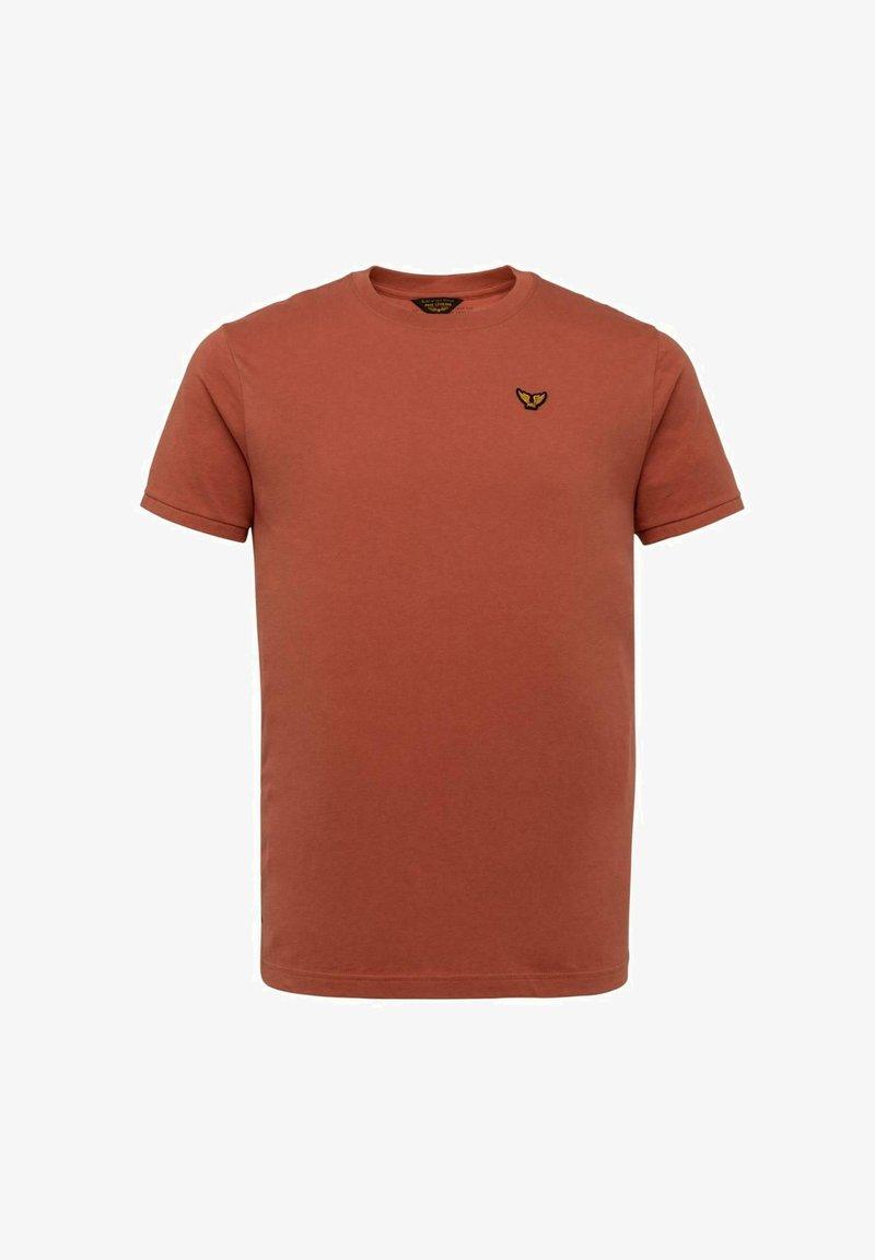 PME Legend - SINGLE  - Basic T-shirt - red