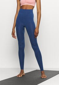 Even&Odd active - Leggings - dark blue - 0